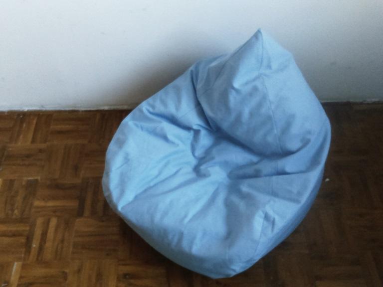 Pufa Worek Sako Bean Bag Darmowe Wykroje